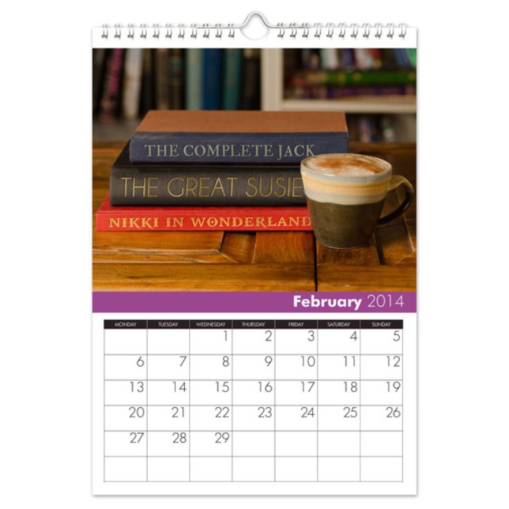 Personalised Family Calendar product image