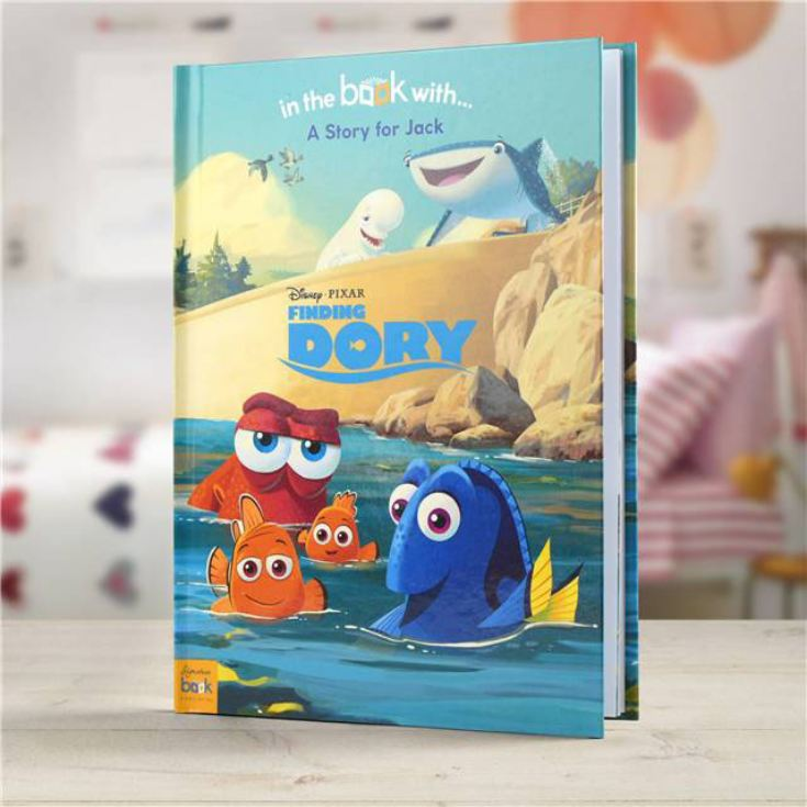 Personalised Disney Pixar Finding Dory Book product image