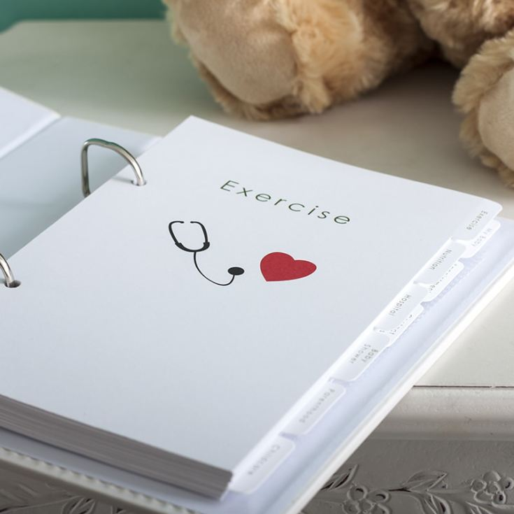Personalised My Pregnancy Journal product image