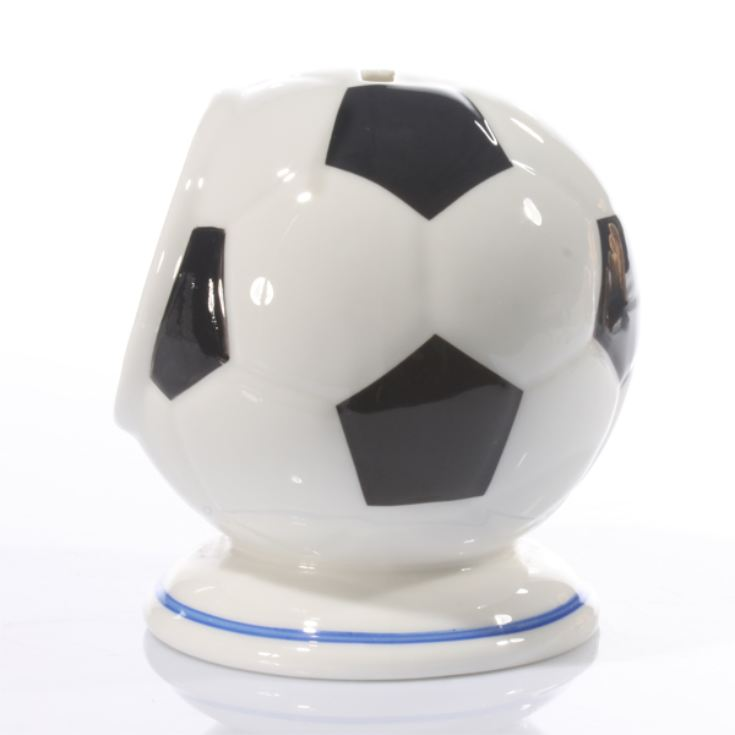 Personalised Football Money Box product image