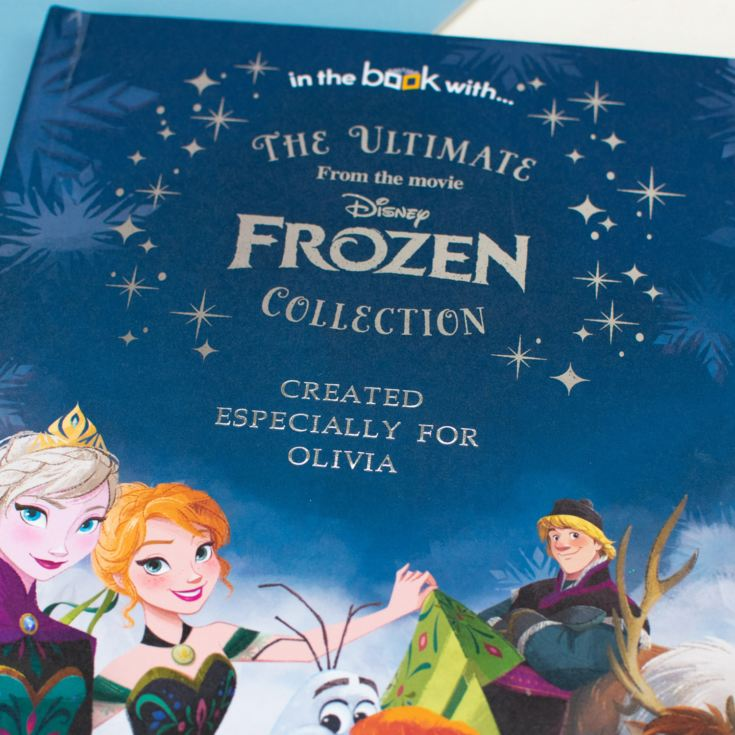 Personalised Disney Frozen Collection Book product image