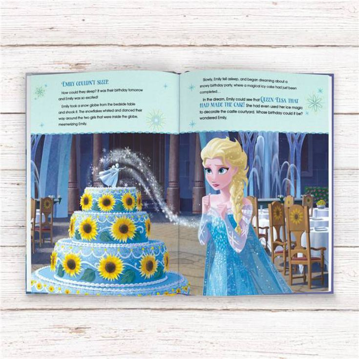 Disney Frozen Fever - Personalised Story Book product image