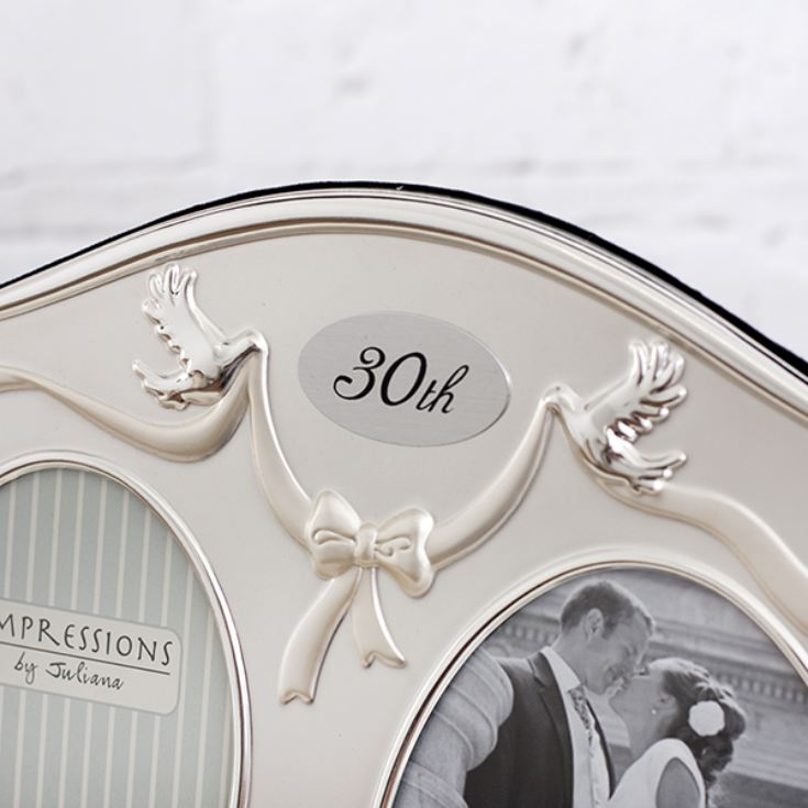 30th Anniversary Photo Frame product image