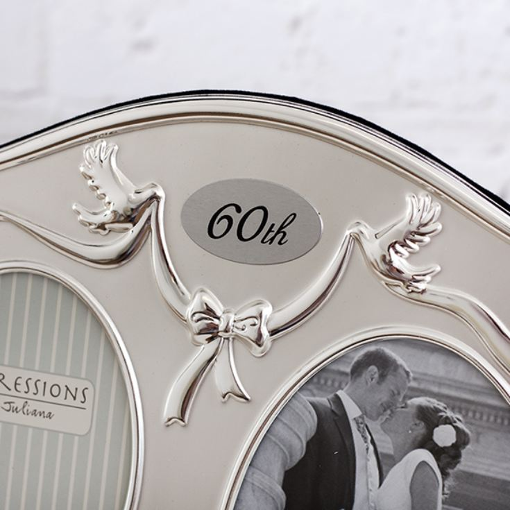 60th Anniversary Photo Frame product image