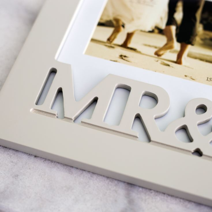 Mr and Mrs Collage Photo Frame product image