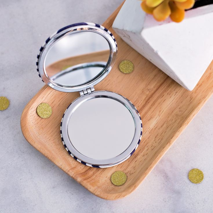 Hey Good Looking Compact Mirror product image