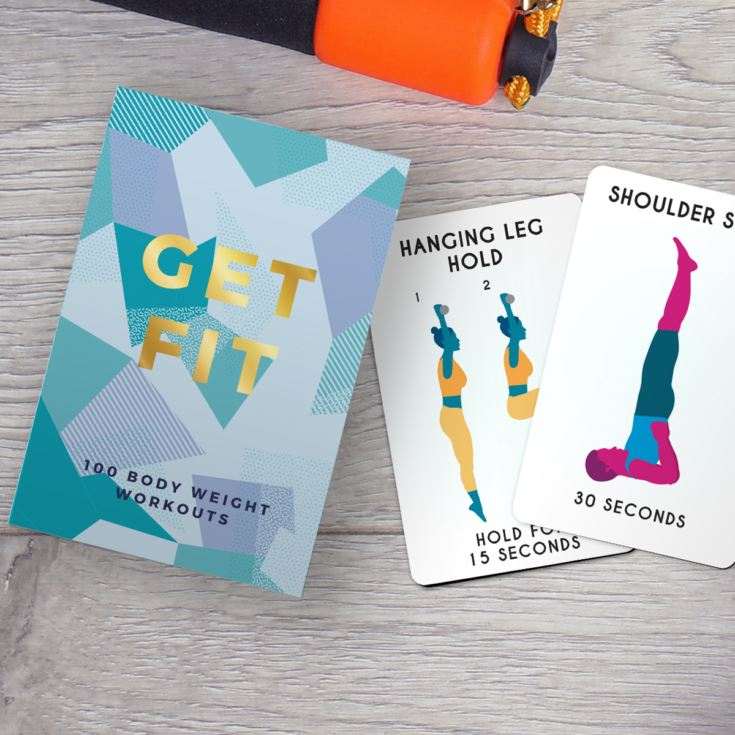 Get Fit Cards product image