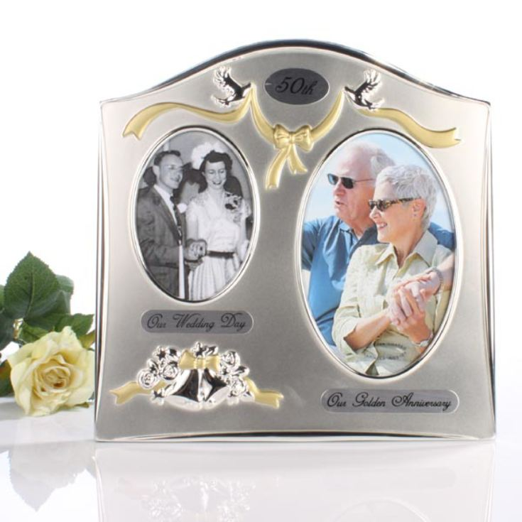 50th Anniversary Photo Frame product image