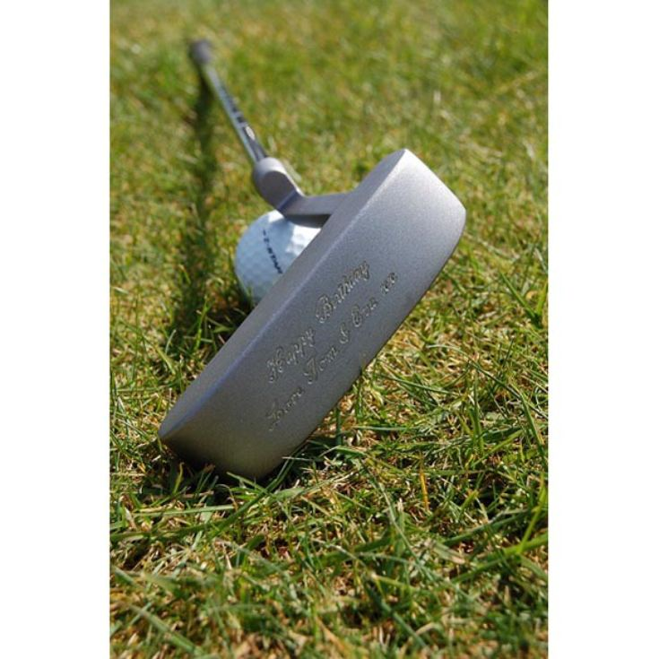 Best Man Engraved Golf Putter product image