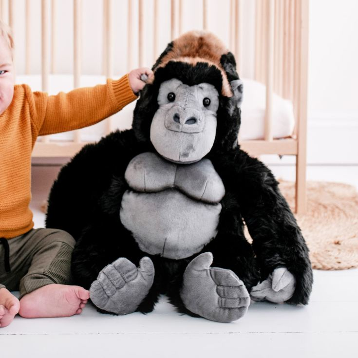Large Gorilla Soft Toy product image