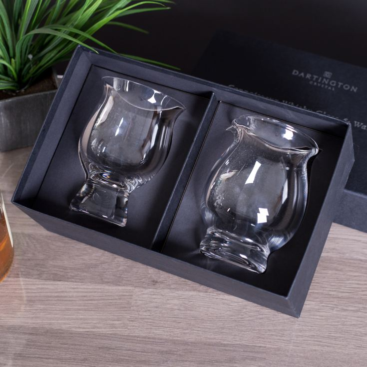 Personalised Dartington Crystal Whisky Connoisseur Gift Set product image