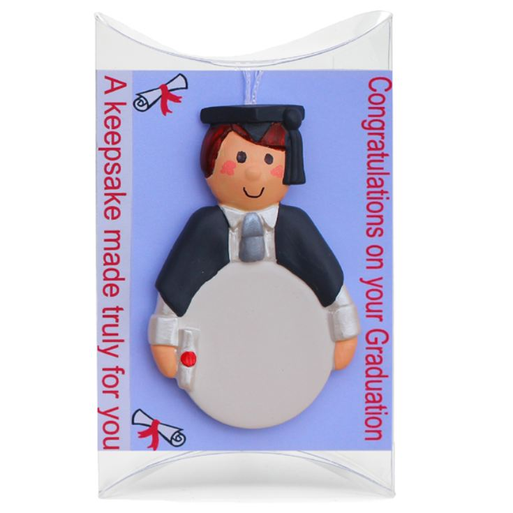 Personalised Graduation Hanging Ornament product image