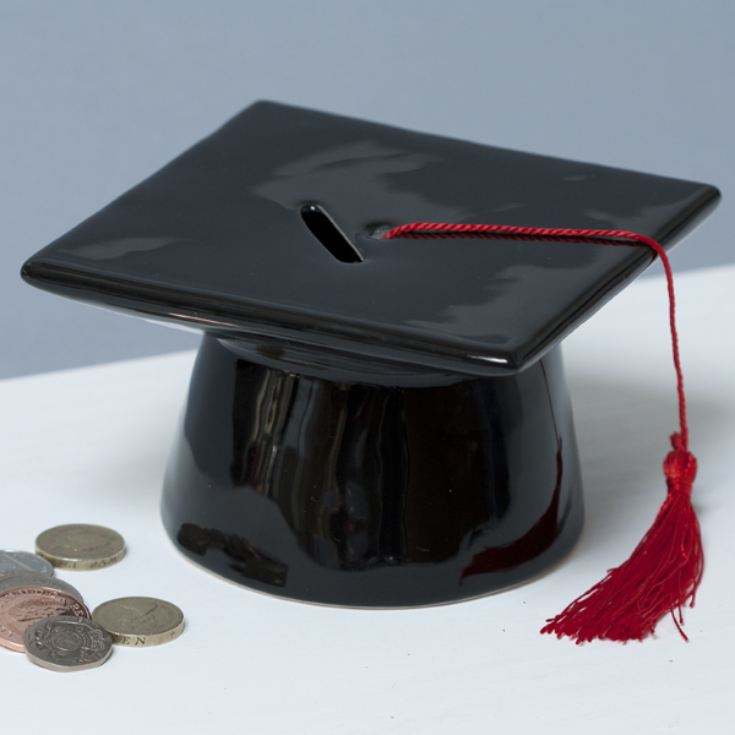Graduation Hat Money Box product image