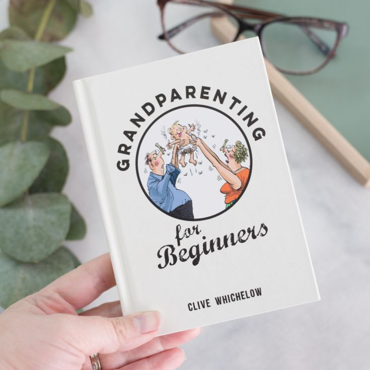 Grandparenting For Beginners Book product image