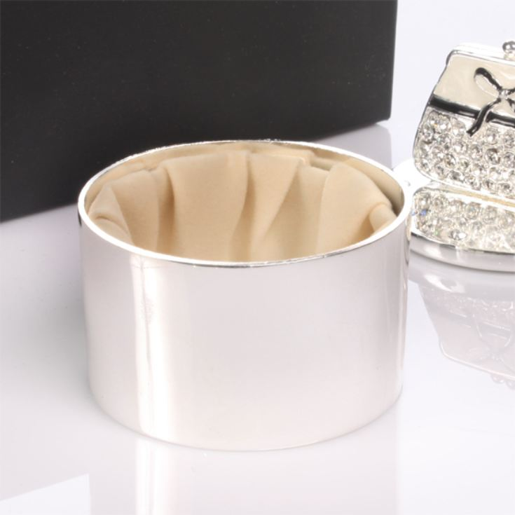 Personalised Handbag Trinket Box product image