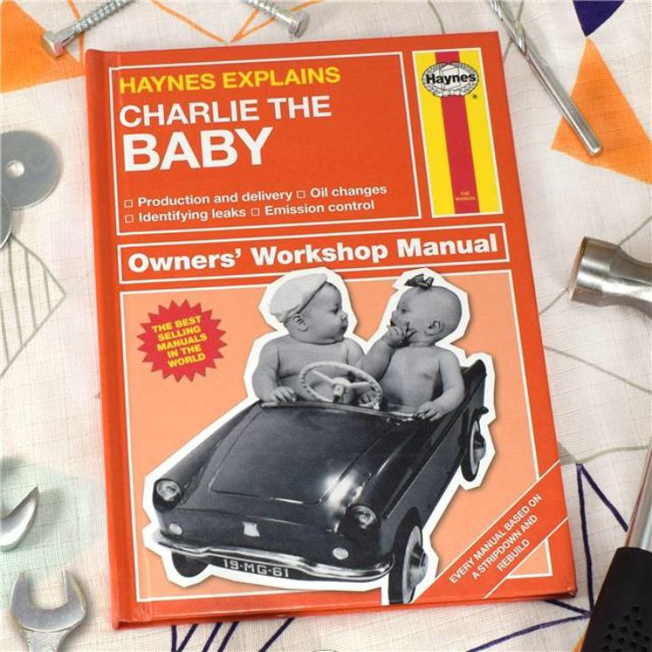 Haynes Explains Babies product image