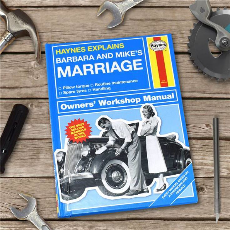 Haynes Explains Marriage product image