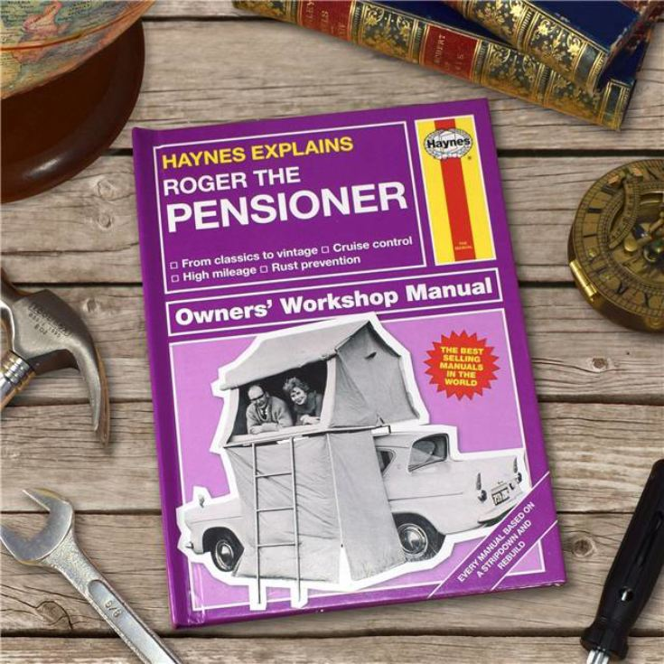 Haynes Explains Pensioners product image