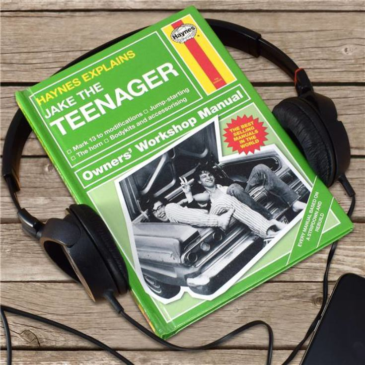 Haynes Explains Teenagers product image