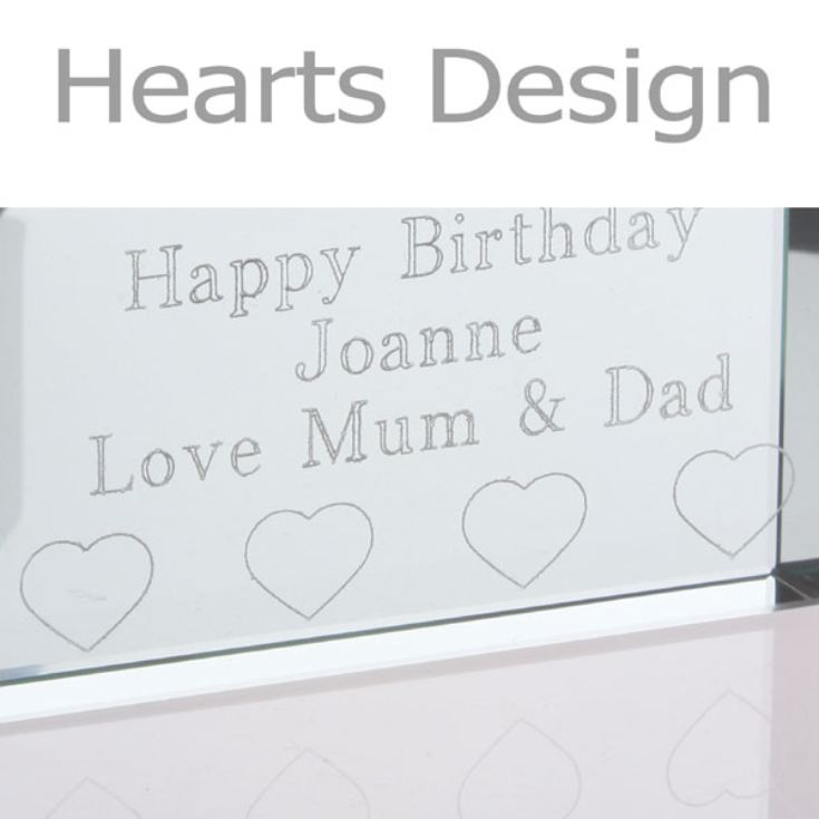 21st Birthday Keepsake product image