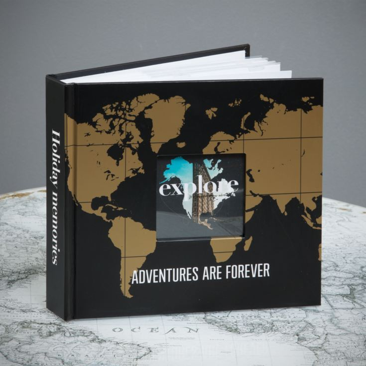 Adventures Are Forever - Harvey Makin Photo Album product image