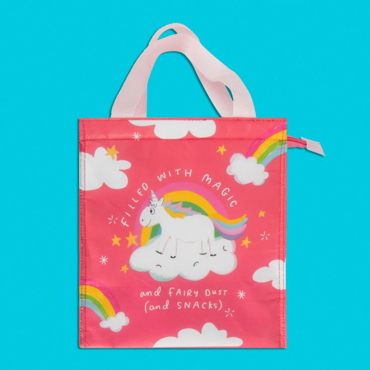 Emily Coxhead The Happy News Unicorn Snack Bag - Filled With Magic product image