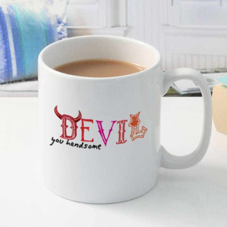 Handsome Devil Personalised Mug product image