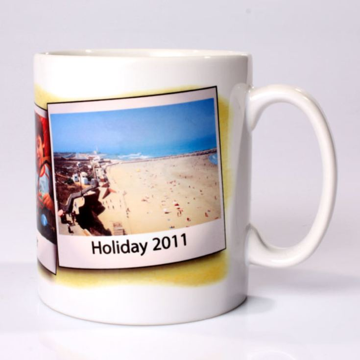 Personalised Beach Holiday Mug product image