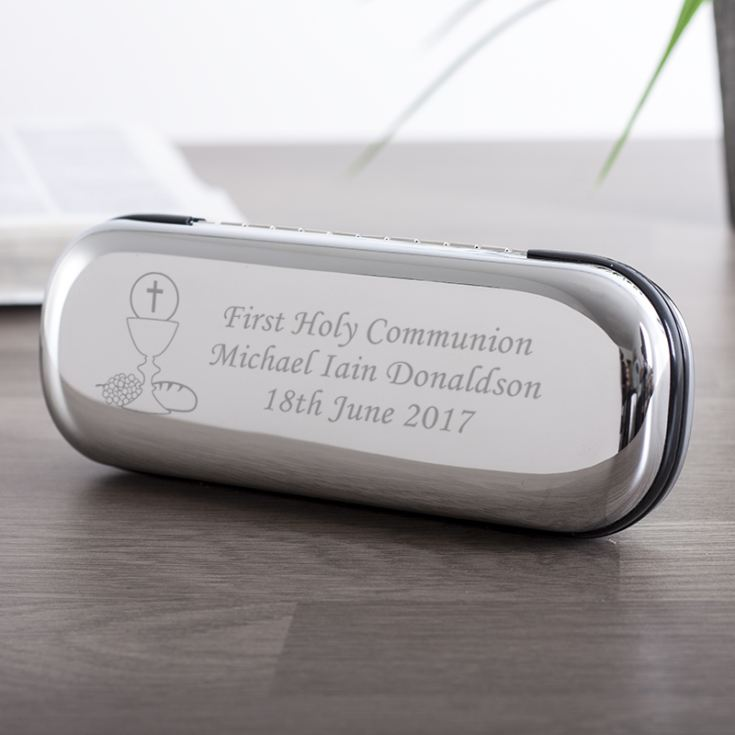 Personalised First Holy Communion Pen And Box Set product image