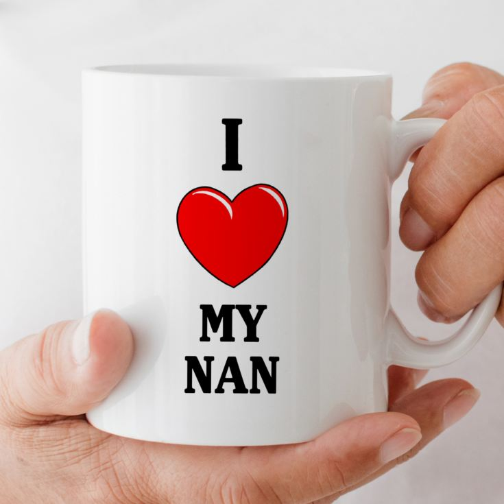I Heart My Nan Mug product image