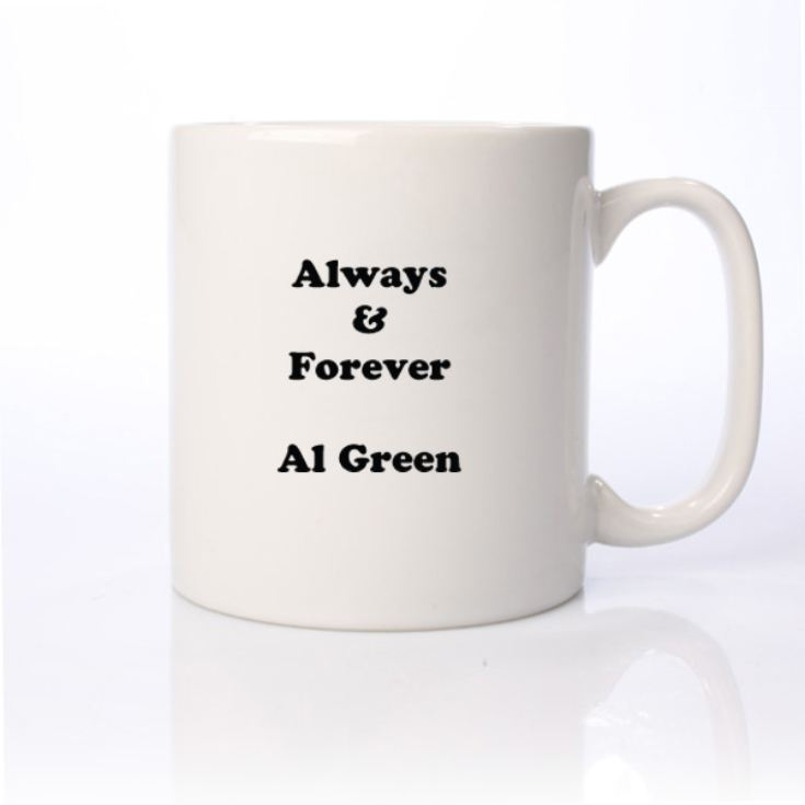 I Love You Mug product image