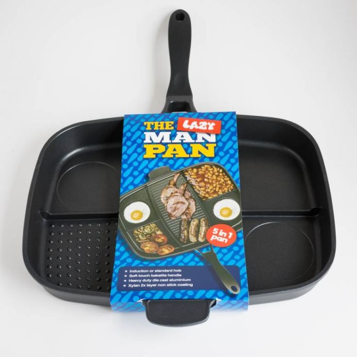 Lazy Man Frying Pan product image