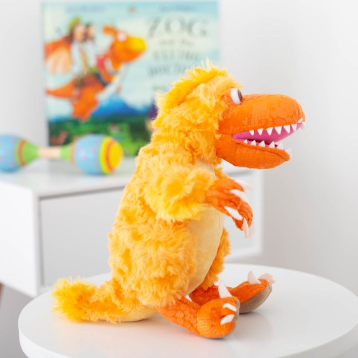 Dinosaur Boo the Deinonychus Soft Toy product image