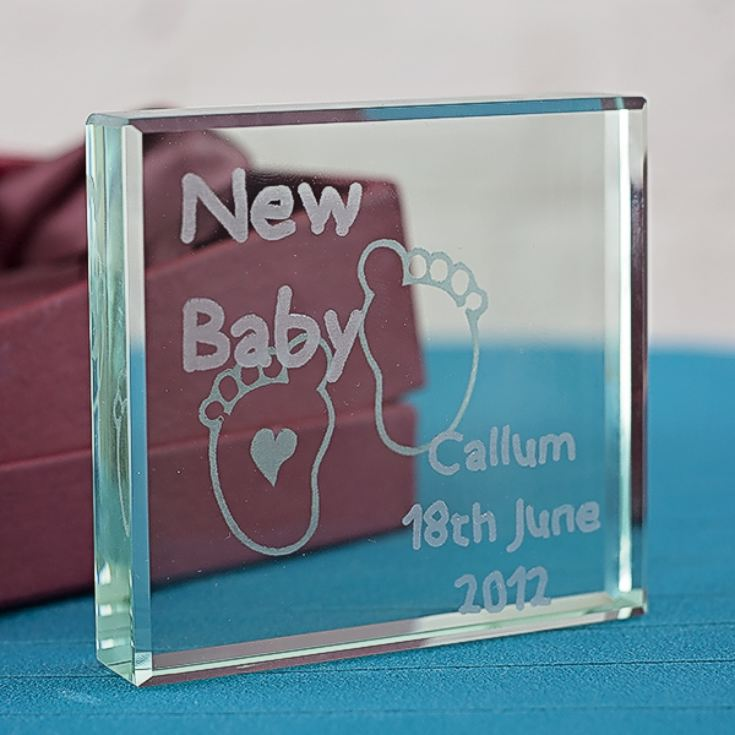 New Baby Keepsake product image
