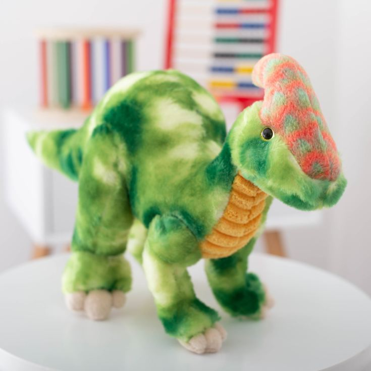 Parasaurolophus Soft Toy - 14 inch product image