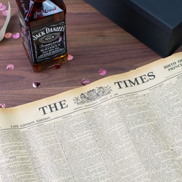 Jack Daniel's and Original Newspaper product image