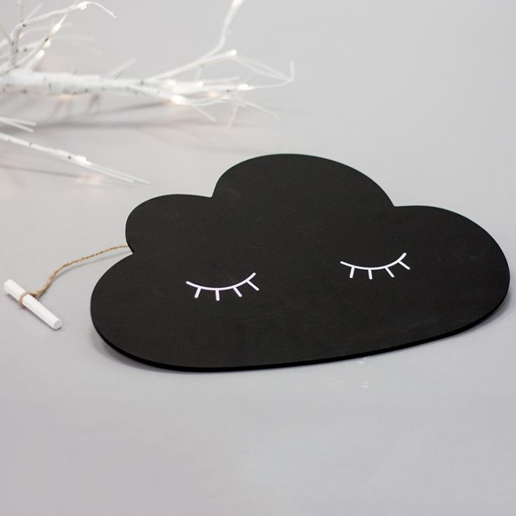 Sweet Dreams Cloud Chalkboard product image