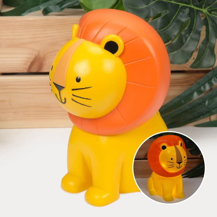 Jungle Baby Lion Night Light product image