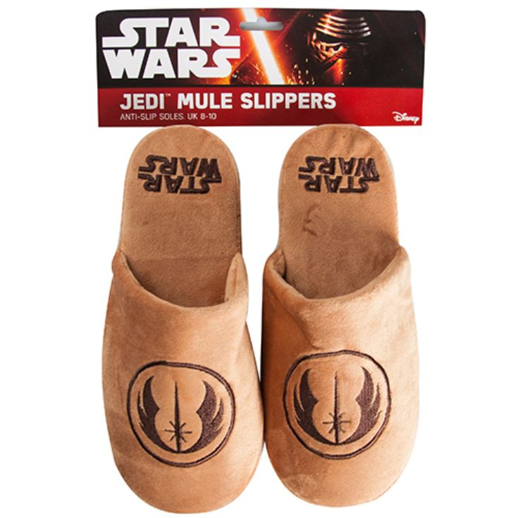Star Wars Jedi Mule Slippers UK 5-7 product image