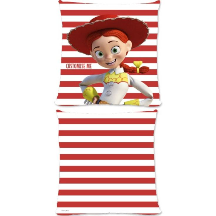 Personalised Disney Toy Story Jessie Large Cushion product image
