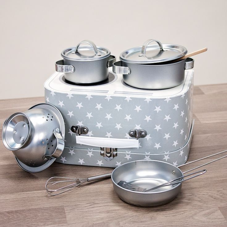 Kids Kitchen Cooking Box Set - Nordic Star product image