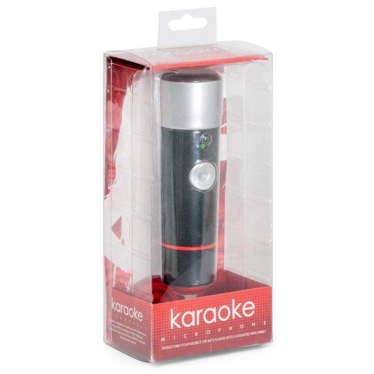 Portable Karaoke Microphone And Speaker Set product image