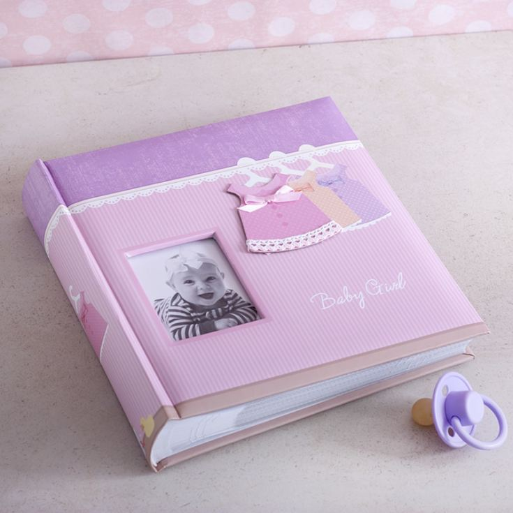 Baby Girl Outfit Photo Album product image