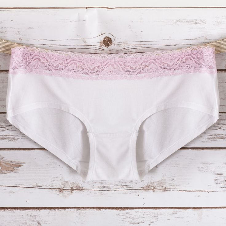 Personalised If You're Reading This Ladies Hipster Briefs product image
