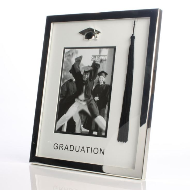 Graduation Mount Photo Frame With Tassel product image