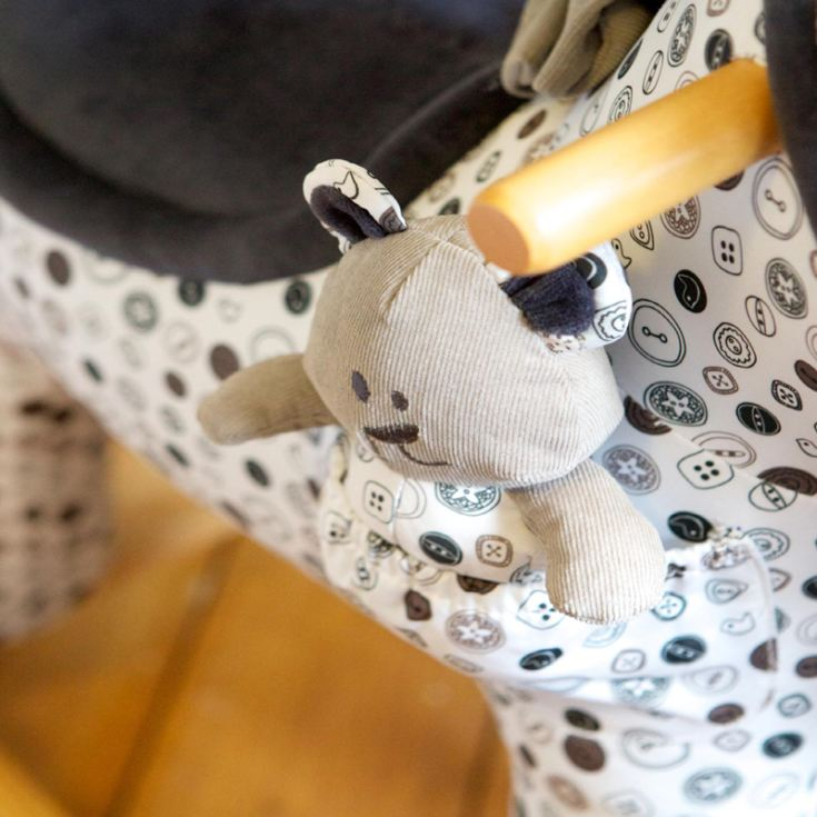 Personalised Dylan And Boo Rocking Horse product image