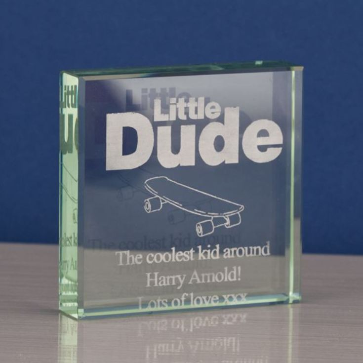 Little Dude Keepsake product image