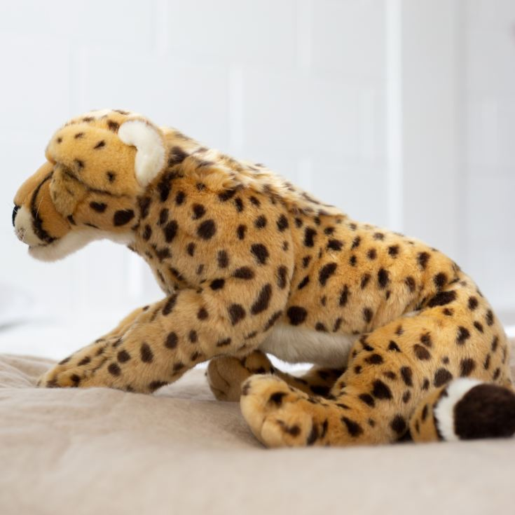 Living Nature Large Cheetah Soft Toy product image
