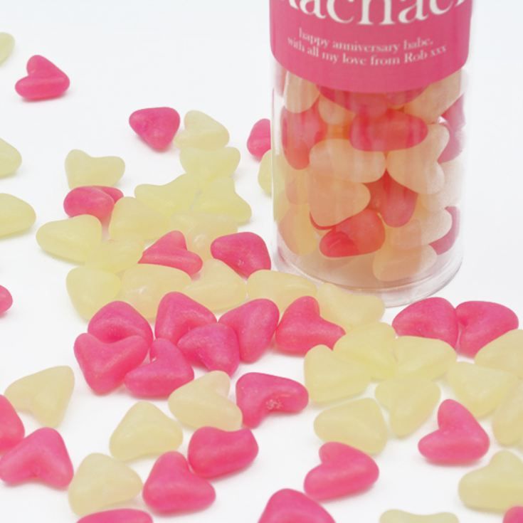 Love Lolly May Personalised Jelly Bean Hearts product image