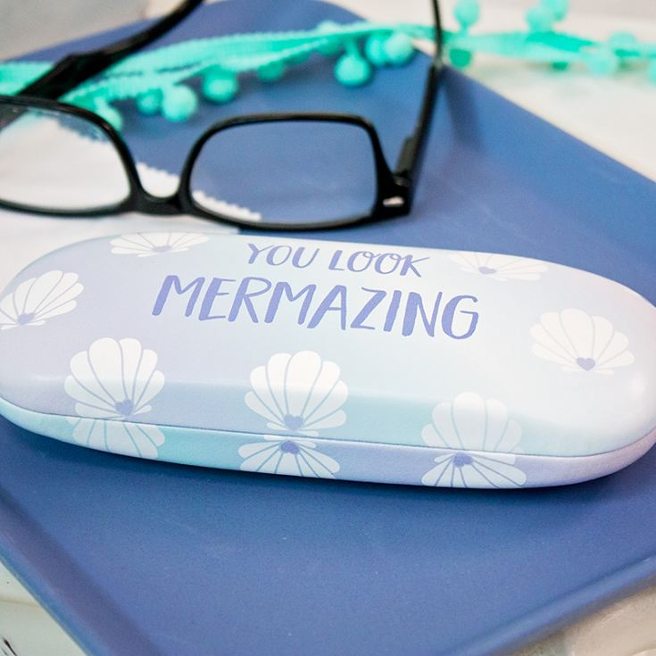 Mermaid Treasures Glasses Case product image